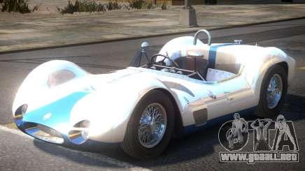 Maserati Tipo V1 PJ2 para GTA 4