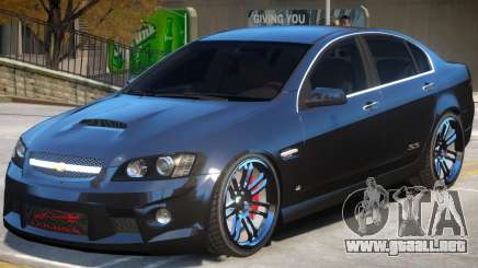 Chevrolet Lumina V1 para GTA 4