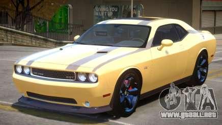 Dodge SRT8 V1.2 para GTA 4