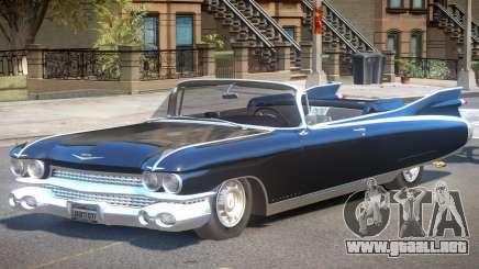 Cadillac Eldorado V1 para GTA 4