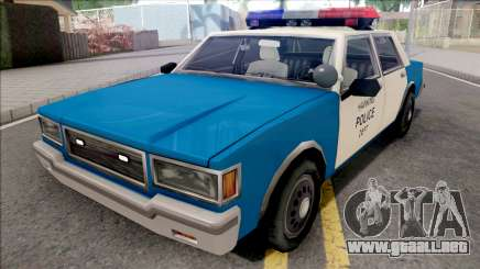 Police LV Hawkins PD from Stranger Things para GTA San Andreas