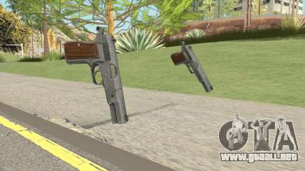 Browning HP (Day Of Infamy) para GTA San Andreas
