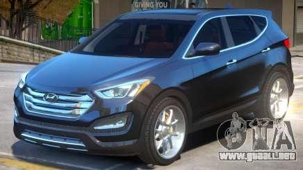 Hyundai Santa Fe V1 para GTA 4