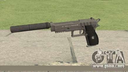 Hawk And Little Pistol GTA V (Platinum) V6 para GTA San Andreas