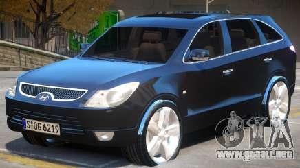 Hyundai IX55 V1 para GTA 4