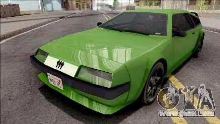 GTA VC Imponte Deluxo VehFuncs Style para GTA San Andreas