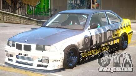 BMW M3 E36 V1 PJ1 para GTA 4