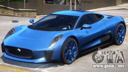 Jaguar C-X75 V1.1 para GTA 4
