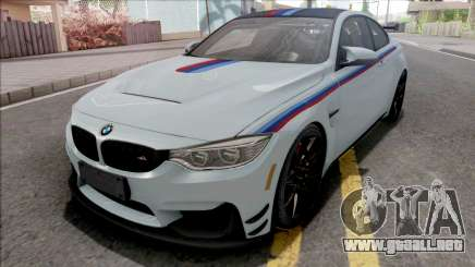 BMW M4 F82 DTM Champion Edition para GTA San Andreas