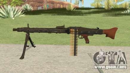 MG-42 (Red Orchestra 2) para GTA San Andreas