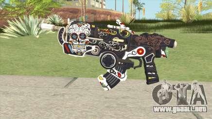 Assault Rifle V3 (Gears Of War 4) para GTA San Andreas