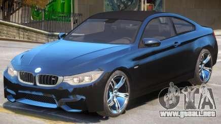 BMW M4 V2 para GTA 4