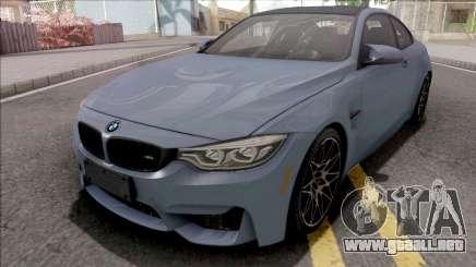 BMW M4 F82 2018 para GTA San Andreas