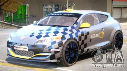 Renault Megane V1 PJ para GTA 4