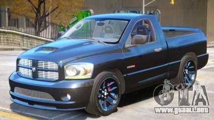 Dodge Ram V1 para GTA 4
