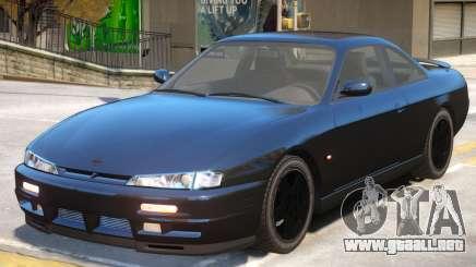 Nissan Silvia V1.1 para GTA 4