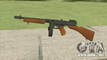 Thompson M1928 Drum (Day Of Infamy) para GTA San Andreas