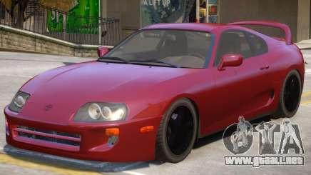 Toyota Supra V1.2 para GTA 4