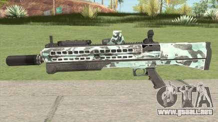Shotgun (Aquamarine) para GTA San Andreas