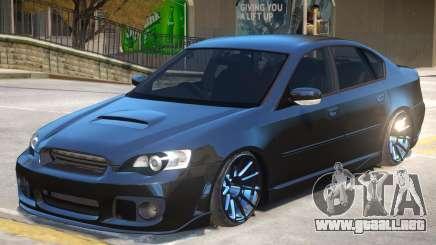 Subaru Legacy GT para GTA 4