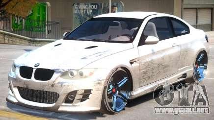 BMW M3 V1 PJ2 para GTA 4