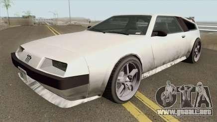 Imponte Deluxo GTA VC(SA Style) para GTA San Andreas