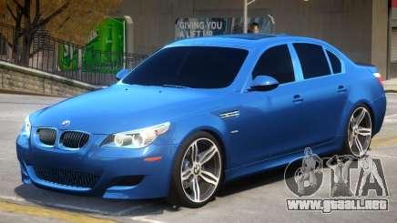 BMW M5 E60 R2 para GTA 4