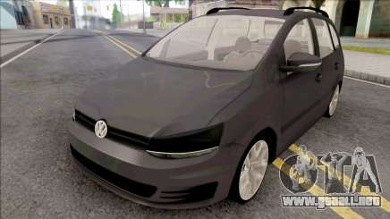 Volkswagen SpaceFox Beta para GTA San Andreas