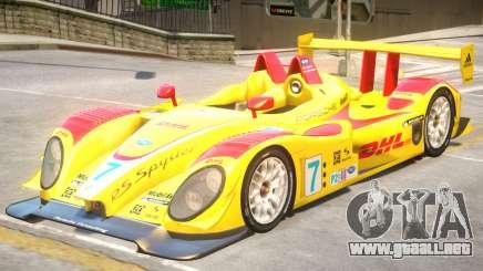 Porsche RS PJ1 para GTA 4