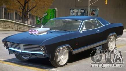 Albany Buccaneer V2 para GTA 4