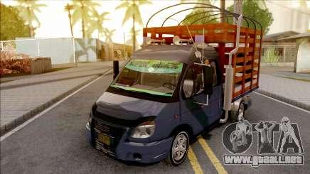 GAZ 3302 Colombiano para GTA San Andreas