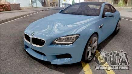 BMW M6 Coupe 2012 para GTA San Andreas