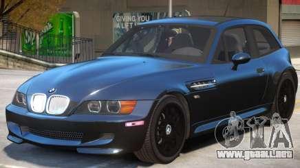 BMW Z3 V1 para GTA 4