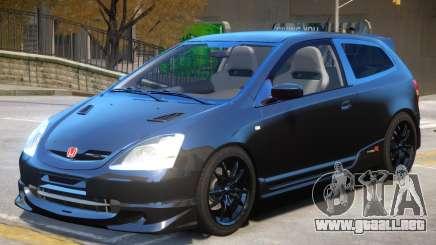 Honda Civic Custom para GTA 4