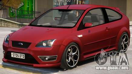 Ford Focus STR para GTA 4