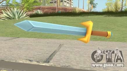 Schezo Wegey Katana para GTA San Andreas