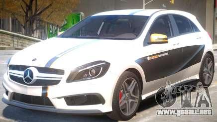 Mersedes-Benz AMG A45 PJ1 para GTA 4