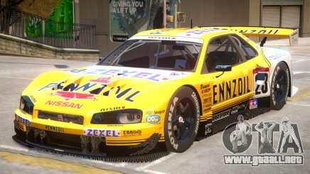 Nissan Skyline GTC PJ3 para GTA 4