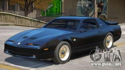 Pontiac Firebird para GTA 4