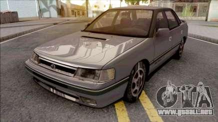 Subaru Legacy RS 1990 Grey para GTA San Andreas