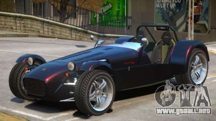 Caterham Superlight V1 para GTA 4