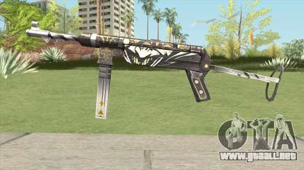 MP-40 (Sneaky Clown) para GTA San Andreas