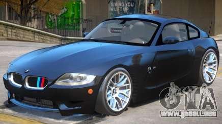 BMW Z4 V1.1 para GTA 4