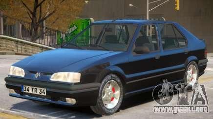 Renault 19 V1 para GTA 4