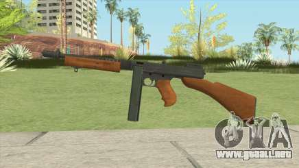Thompson M1928 (Day Of Infamy) para GTA San Andreas