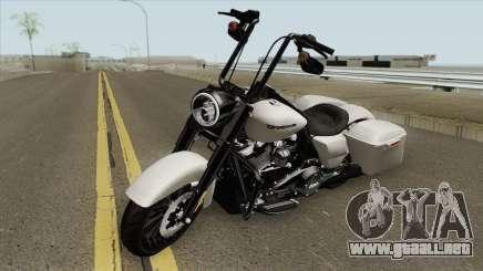 Harley-Davidson FLHRXS - Road King Special 2019 para GTA San Andreas