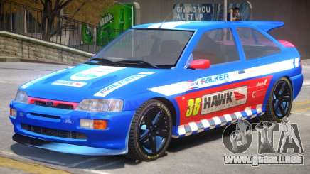 Ford Escort RS PJ2 para GTA 4