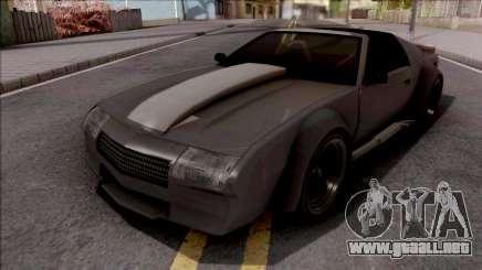 FlatOut Splitter Cabrio Custom para GTA San Andreas