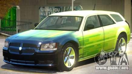 Dodge Magnum V1.1 para GTA 4