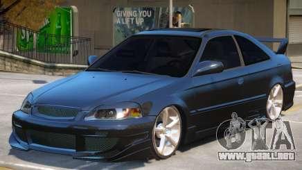 1996 Honda Civic para GTA 4